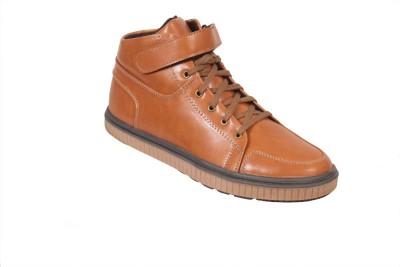 Ztoez Beige Casual Shoes