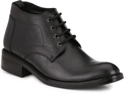 Mactree Genuine Leather Lace Up Shoes