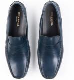 Heel & Buckle Heel & Buckle Blue Loafers...