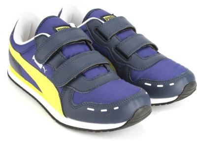 Puma Cabana Velcro Jr DP Sneakers