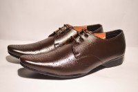 Johnnie boy Lace Up(Brown)