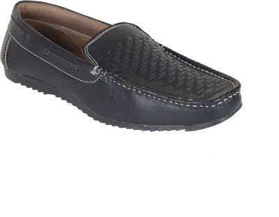 Quarks Woven look Loafers