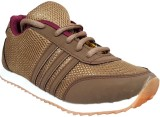 Shaan Super Running Shoes (Brown)