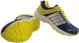 Aone Zone Tennis Shoes (Blue, Yellow)