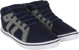 Vivaan Footwear Grey-114 Casual Shoes (G...