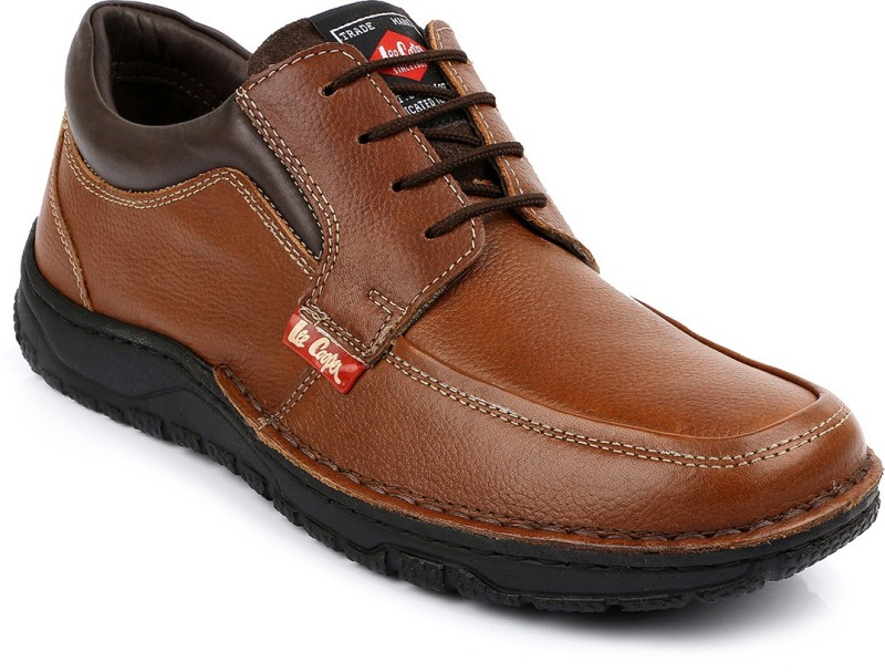Lee Cooper Corporate CasualsBrown