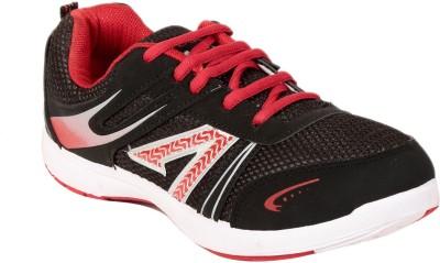Columbus Capsule01 Black Red Running Shoes(Black, Red)