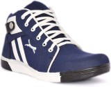 Aleg Boots (Blue, White)
