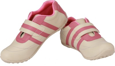 Real Blue Walking Shoes(Pink)