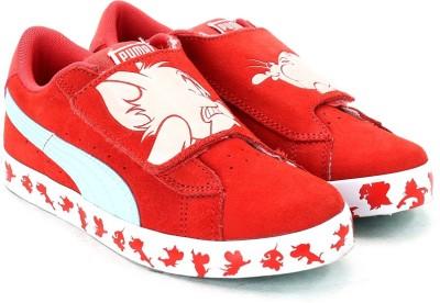 Puma Puma S Vulc Tom & Jerry Kids Sneakers