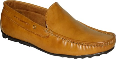 Style 98 Tan Trendy Loafers
