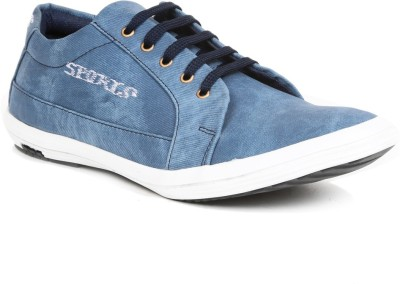 G S Stylish Casual Shoes(Blue)