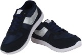 Earton Blue-181 Running Shoes (Blue)