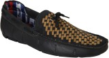 Etouch2buy Loafers (Black, Brown)