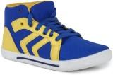Cox Swain arwYellow Sneakers (Blue, Yell...