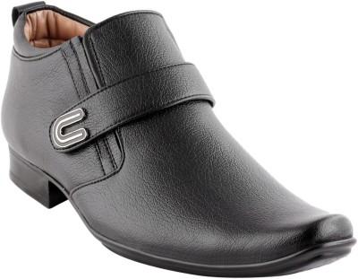 Smart wood 2001 BLK Slip On Shoes