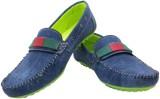 FBT Loafers (Blue)