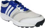 Hitmax Ace Cricket Shoes (White)