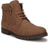 Ziera Carlsun Boots (Brown)