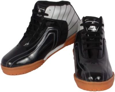 Davico Basketball Shoes(Black, Silver)