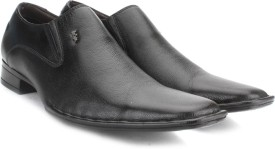 Lee Cooper Men Genuine Leather Slip On Shoes