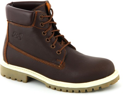 Lee Fog Vintage Boots