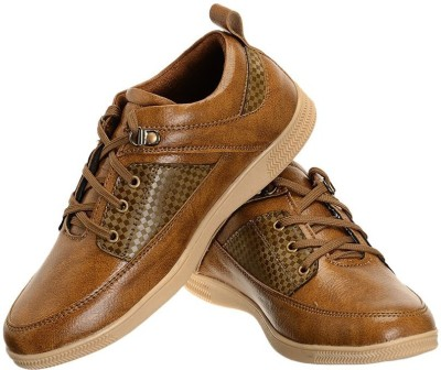 Shoe Island Bab088-Tan-10 Casual Shoes(Tan)