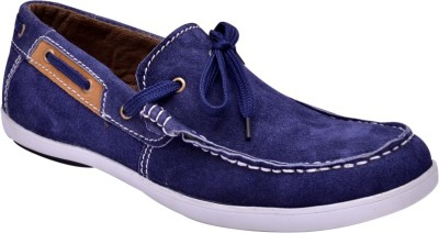 Prolific Hijack Leather Boat Shoes