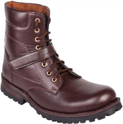 Evlon Outlandish Men Brown Boots