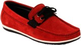 GAI Style Loafers (Red)