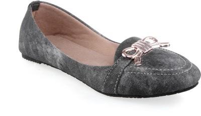 Aashka Denim shoe Bellies