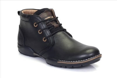 Leather Class LC Boots