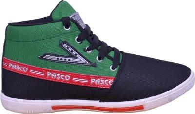 PASCO Canvas Shoes