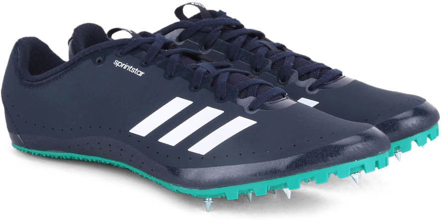 e043cbbd6f0b18 Adidas SPRINTSTAR Men Training & Gym Shoes(Blue, White) was ₹7999 now