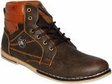 Socser Lifestyle Boots (Brown)