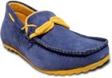 Donner Blue Loafers (Blue)