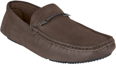 Rockin Brown Mens Loafers