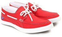 Puma Yacht Cvs Men Sneakers(Red, White)