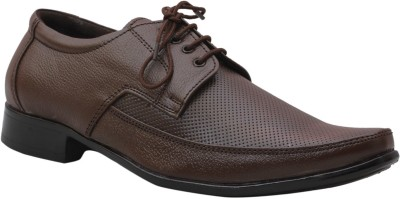 Leather King Lace Up Shoes