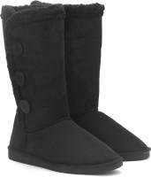 Carlton London Boots(Black) best price on Flipkart @ Rs. 1497