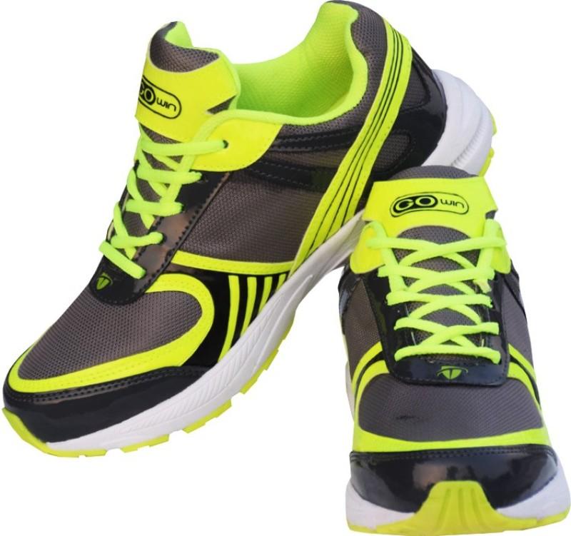 Gowin Neo X Running ShoesGrey Green SHOEHH7UY4GQZPWQ
