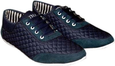Trackland Finax blue Canvas Shoes