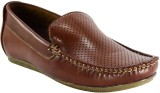 Oxhox Loafers (Tan)