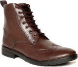 Ten Boots Boots (Brown)