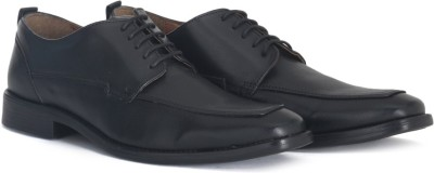 Knotty Derby Walden Derby Lace up(Black)