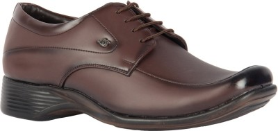 TFW OX 3384 TAN Lace Up Shoes