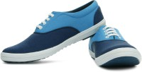 Carlton London Sneakers(Blue, White) best price on Flipkart @ Rs. 2495