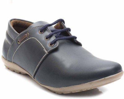 Fostelo Blue Casual Shoes