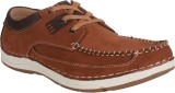Action Casual Shoes for Men (Brown)