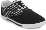 11e 11e Black Canvas Casual Shoes Canvas...